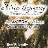 a New Beginning Salon & Day Spa Logo