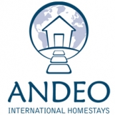 Andeo International Homestays Logo
