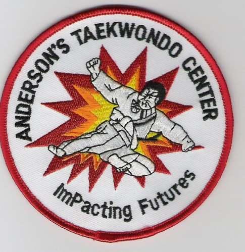Anderson's Taekwondo Center Camp Positive Inc. Logo