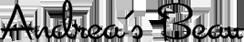 Andrea's Beau Logo