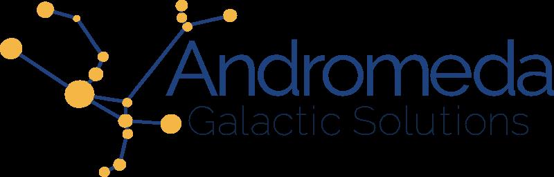 Andromeda Galactic Solutions Logo