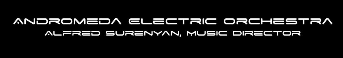 Andromeda Electric Orchestra Logo