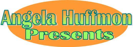 Angela Huffmon Presents Logo