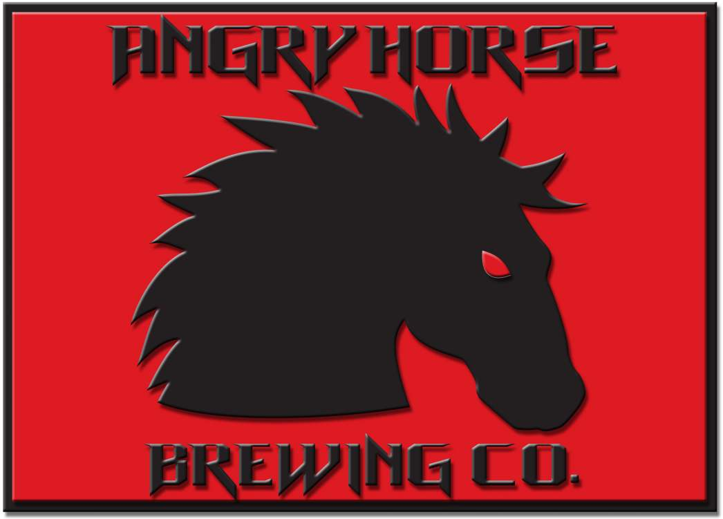 Angry Horse Brewing Logo