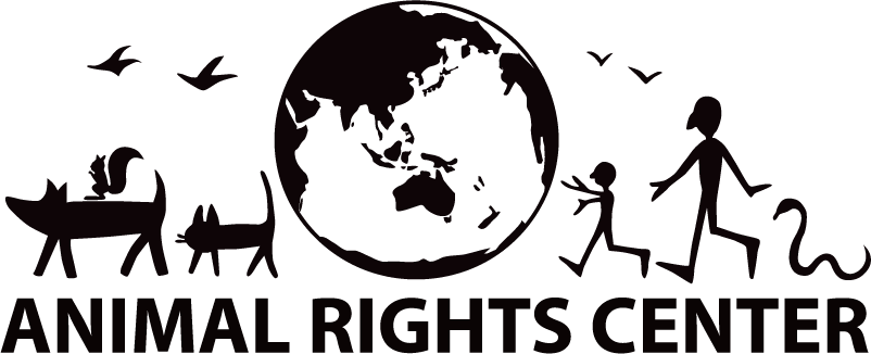Animal Rights Center Japan Logo