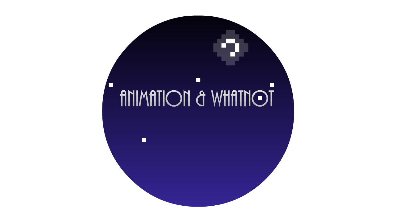 Animation & Whatnot Logo
