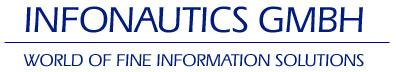 INFONAUTICS GmbH Logo