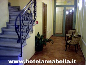 Annabella Hotel*** Florence, Italy Logo