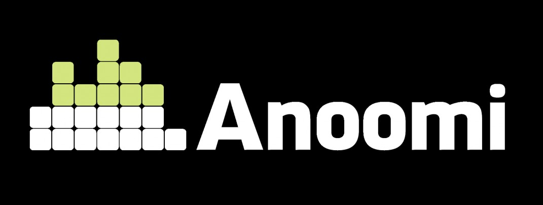 Anoomi - Online music playlists Logo