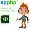 Advanced Power of PHP (ApPHP™) Logo