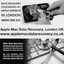 applemacdatarecovery Logo