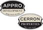 APPRO Development & CERRON Properties Logo