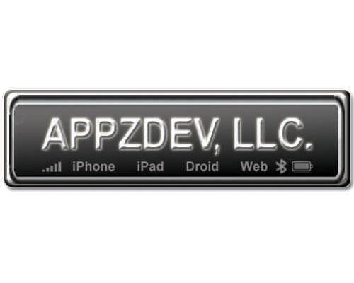 Appzdev LLC. Logo