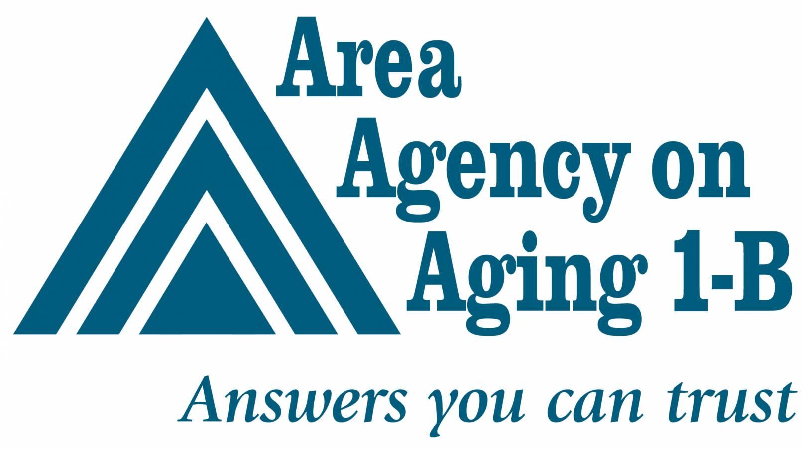 Area Agency on Aging 1-B Logo