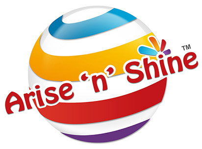 Arise 'n' Shine International School Logo