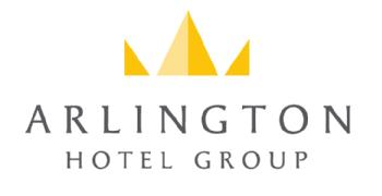 Arlington Hotel Group Logo