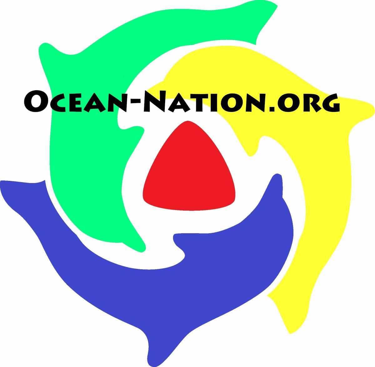 Aros Crystos and Ocean Nation Logo