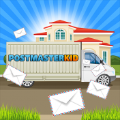 Postmaster Kid Logo