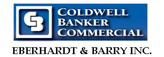 Coldwell Banker Commercial Eberhardt & Barry Inc. Logo