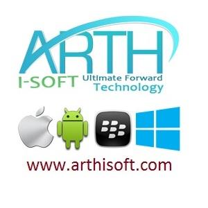 Arth I-Soft Logo