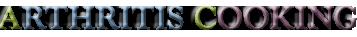 Arthritis Cooking Logo