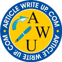 Article Write Up Logo