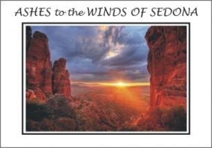 Ashes to the Winds of Sedona Logo