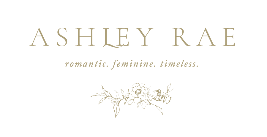 Ashley Rae Photography Logo