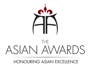 The Asian Awards Logo