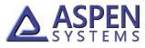 Aspen Systems, Inc. Logo