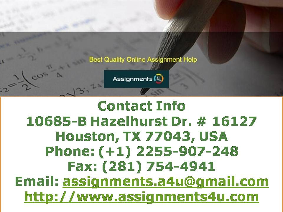 assignmentsu offer best quality computer science assignment help assignments4u logo