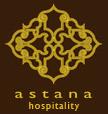 Astana Hospitality Logo