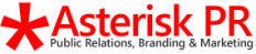 Asterisk PR Logo