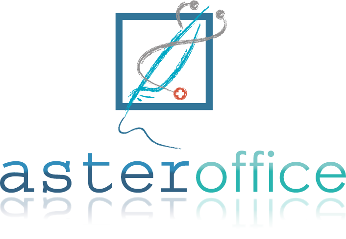 AsterOffice Logo