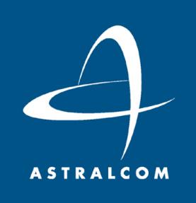 ASTRALCOM Logo