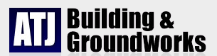 ATJ Building & Groundworks Logo