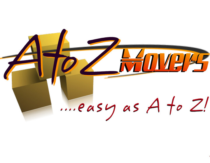A to Z movers and storage Logo