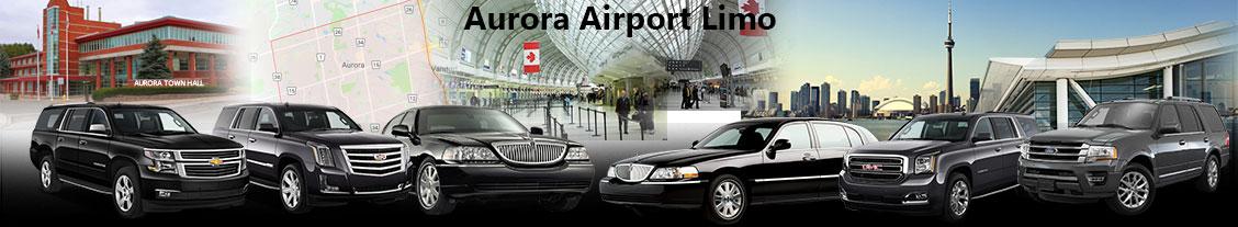 Aurora Airport Limo Logo