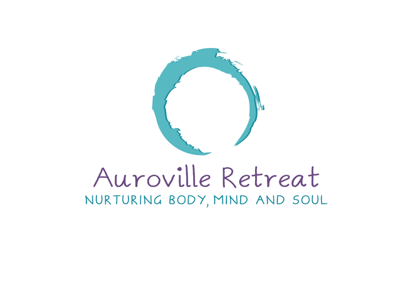aurovilleretreat Logo