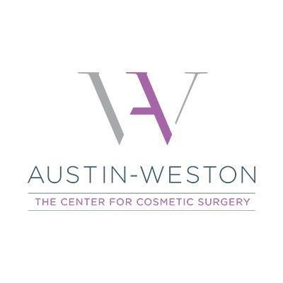 Austin-Weston, The Center for Cosmetic Surgery Logo