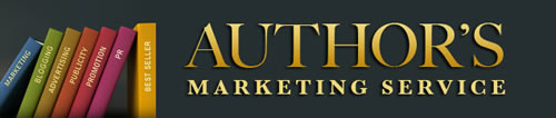 Authors' Marketing Service Logo