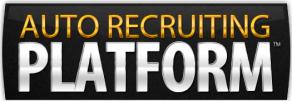 Auto Recruiting Platform Logo