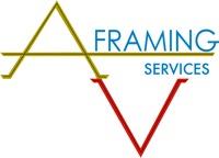 AV Framing Services Logo