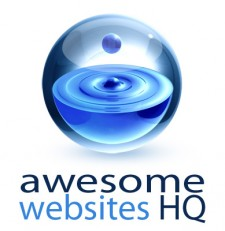 Awesome Websites HQ Logo