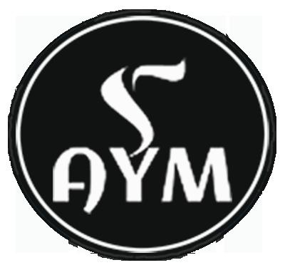 AYM Yoga School Logo
