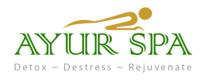 Ayur Spa TCI Logo