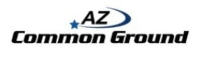 AZ Common Ground Logo