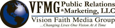 VFMG Public Relations & Marketing, LLC Logo