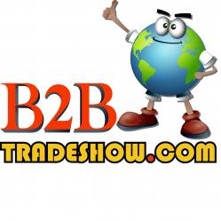 www.b2b-tradeshow.com Logo