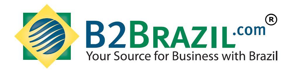 B2Brazil.com Logo